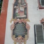 Detail Pfarrhaus