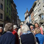 Oberstadt +Vordergasse +Unterstadt = alte Hauptachse
