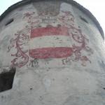 Fresko auf dem Wasserturm