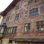 Haus zum Ritter, Vordergasse