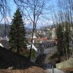 Feldkirch mit Bettelstiege