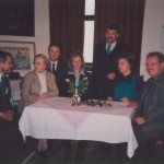 2002  Der Vorstand beim 15-jährigen Jubiläum
