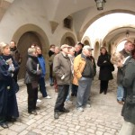 Führung durch Rothenburg