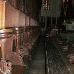 Chorgestühl in St. Martin