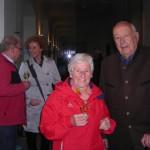 Empfang im Hagnauer Stadtmuseum