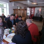 Mittagessen in der Klostermühle